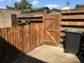Replacement fencing and gate